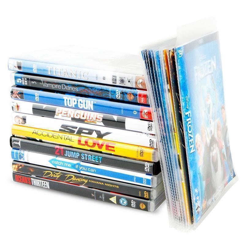 dvd opbevaring lommer